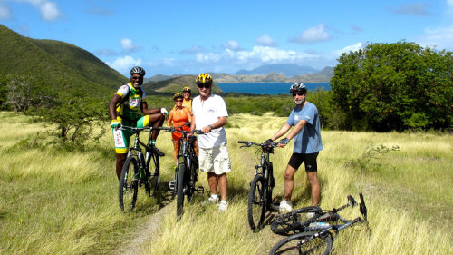 Round the Island Bicycle Tour