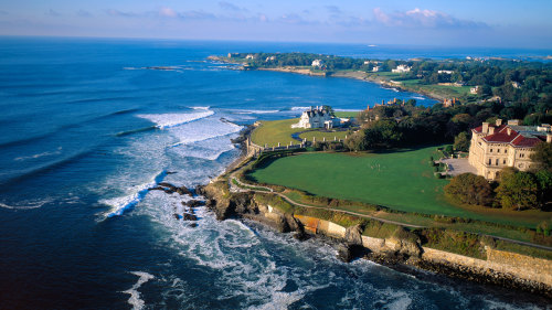Newport, Rhode Island City & Estates Tour