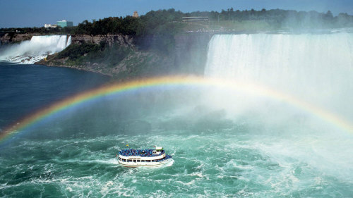 Canadian Tour of the Falls & Boat Ride