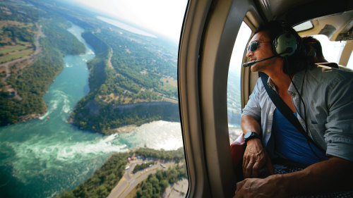 Niagara Helicopters: Helicopter Tour of Niagara Falls
