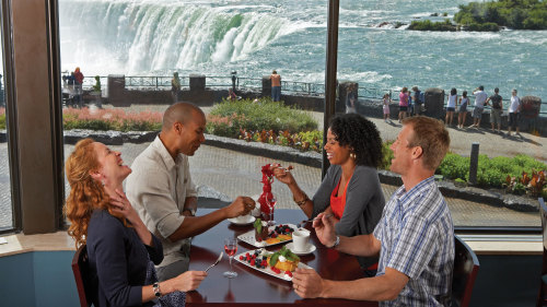 Prix Fixe Lunch or Dinner at Elements on the Falls