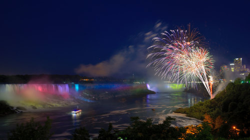 Falls Illumination Cruise