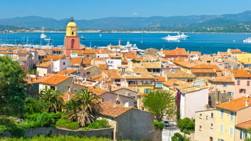 Small-Group Saint-Tropez Full-Day Tour by Tour Azur