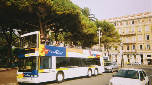 Hop-On Hop-Off City Bus Tour by Nice la Grand Tours