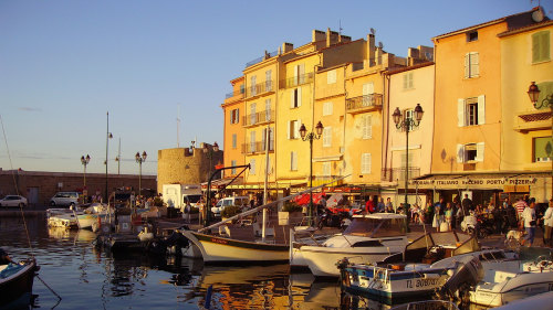 Private Saint-Tropez & Port Grimaud Full-Day Tour