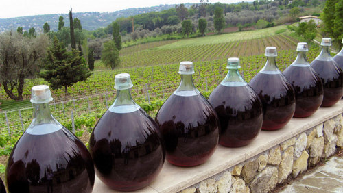 Small-Group Winetasting Tour in Provence
