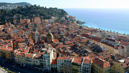 Small-Group Cimiez, Castle Park & Old Nice Tour