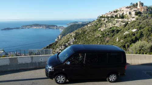 Private Customized Half-Day Tour of the French Riviera