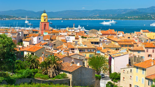 Small-Group Saint-Tropez & Port Grimaud Walking Tour