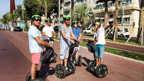 Segway Nice Discovery Tour