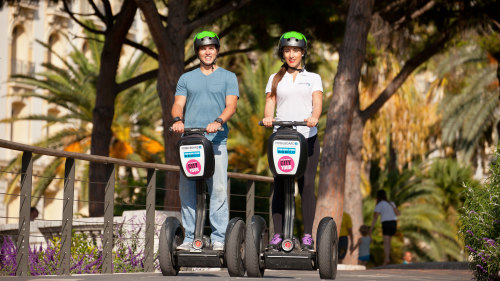 Small-Group Segway Tour of Nice & Villefranche-sur-Mer