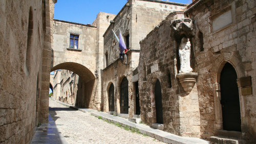 Rhodes Old Town Full-Day Tour