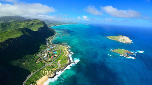 Best of Oahu Helicopter Tour from Turtle Bay