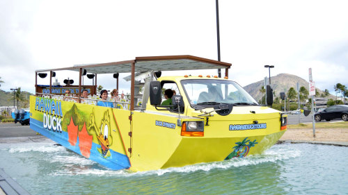 Hawaii Duck Tours Arizona Memorial, Pearl Harbor & the USS Bowfin