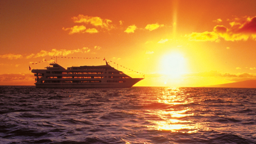 Star of Honolulu: Sunset Cruise & 5-Course Dinner
