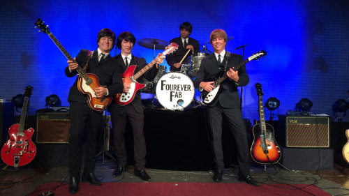 Fourever Fab Performs the Best of the Beatles
