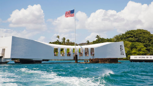 Guided Small-Group Tour of the USS Arizona Memorial