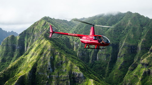 Isle Sights Unseen Helicopter Tour by Novictor Aviation