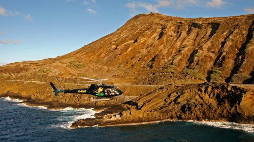 Waikiki & Diamond Head Helicopter Tour