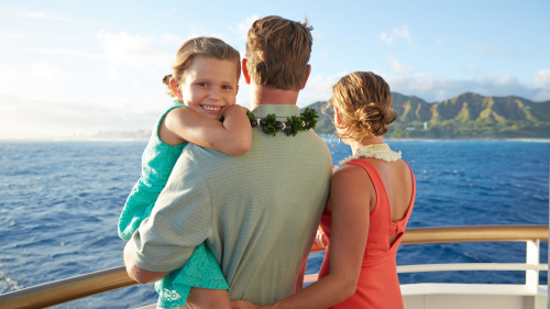 Navatek Sunset Cruise from Waikiki & Buffet Dinner