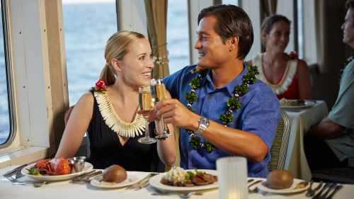 Royal Sunset Dinner Cruise