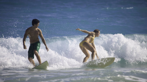 Private Surfing Lessons in Waikiki