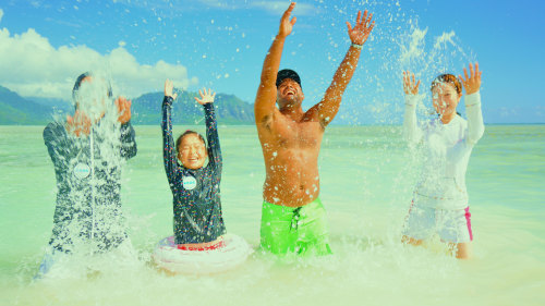 Full-Day Kaneohe Bay Ocean Sports Excursion by KBOS