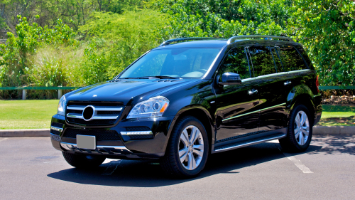 Private Luxury SUV: Honolulu International Airport (HNL)
