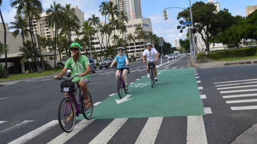 Hidden Honolulu Bike Tour