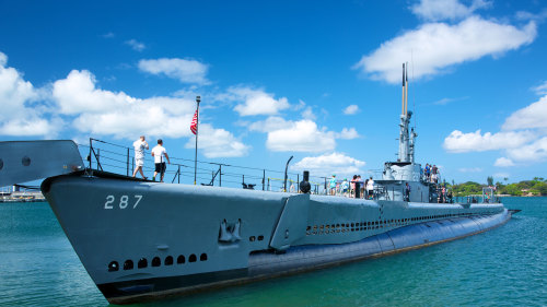 Self-Guided USS Bowfin Submarine & Museum Tour with Audio-Guide