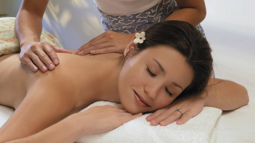 Massage Treatments at Mandara Spa