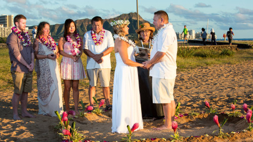 Waikiki Wedding Package