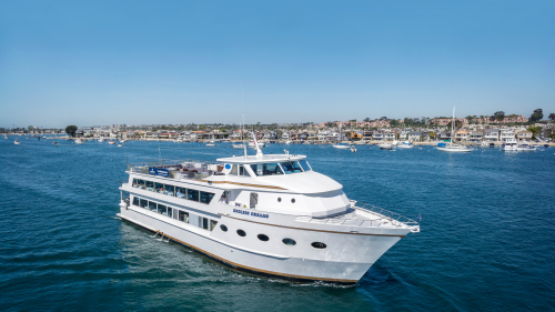 Champagne Brunch Cruise from Newport Beach by Hornblower Cruises & Events