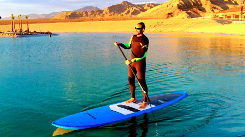 Newport Beach Stand-up Paddleboard Rental by Jetpack America