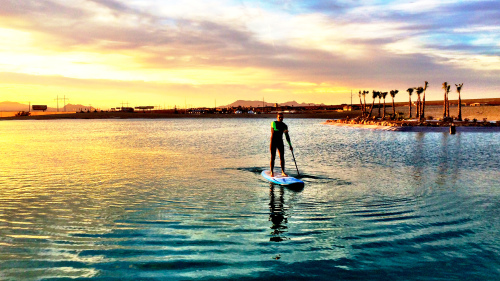 Newport Beach Stand-up Paddleboard Rental