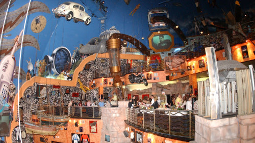 Planet Hollywood VIP Experience