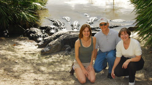 Gatorland with Transportation by Grayline
