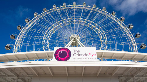 The Orlando Eye with Multi-Attraction Pass