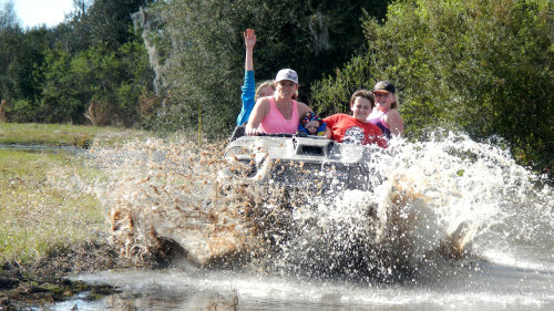 Amphibious Mucky Duck Adventure