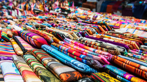 Otavalo Craft Market Tour with Lunch