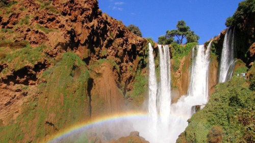 Ouzoud Waterfalls Private Full-Day Tour