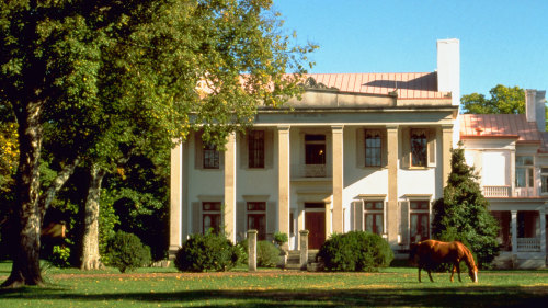 Belle Meade Plantation & Mansion Tour