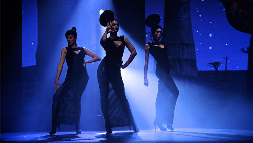 Mugler Follies Cabaret Show