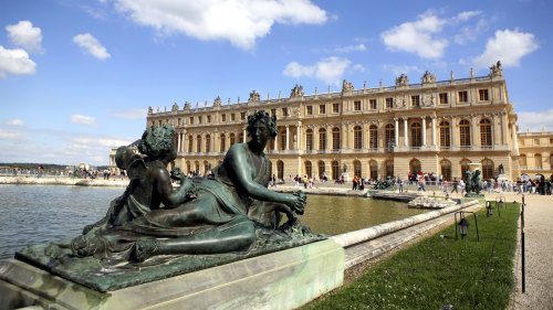 Skip-the-Line: Versailles & Gardens Half-Day Tour by Paris Cityvision