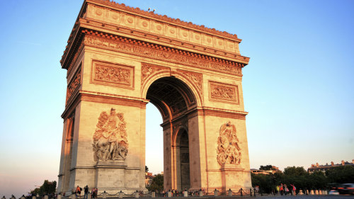 Paris Express Sightseeing Tour