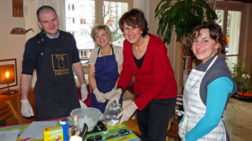 Small-Group Parisian Cooking Class