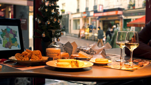 Gourmet French Food Tour of Paris