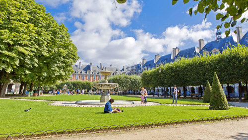 Private Le Marais Quarter Highlights Walking Tour