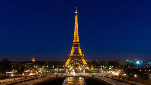 Eiffel Tower Night Tour by My Parisian Tour