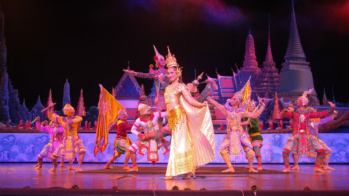 Alangkarn Thai Extravaganza Show with Transfers by Tour East Thailand